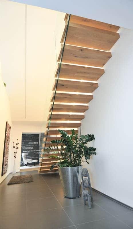 Fliegende Treppe