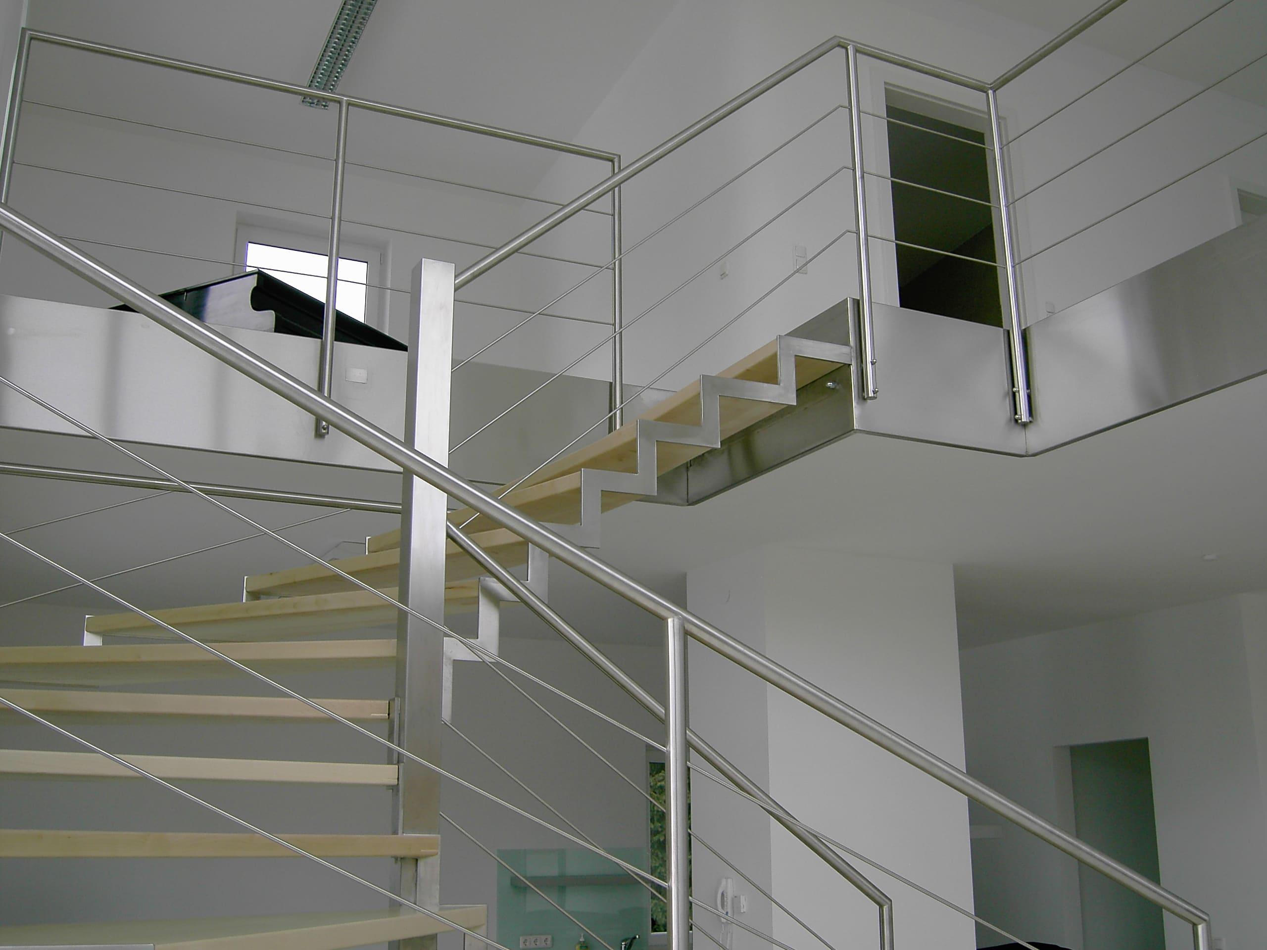 Geländer für Stiegenhaus