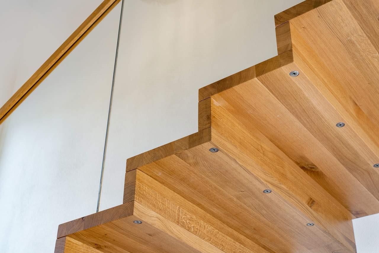 Moderne Innen Treppe